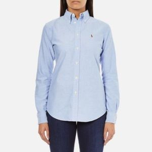 Ralph Lauren Women's Button Down Shirt